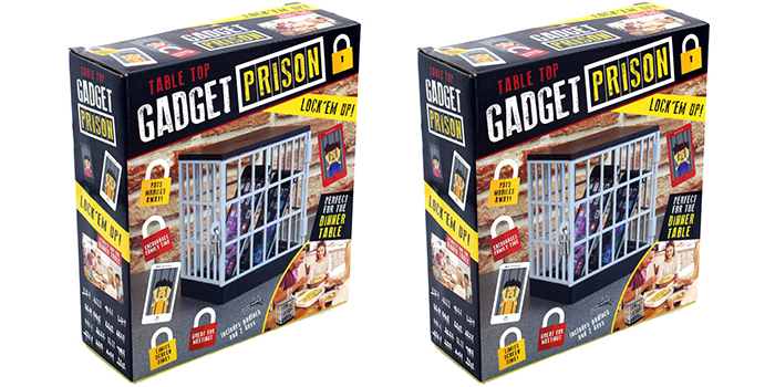 tabletop gadget prison