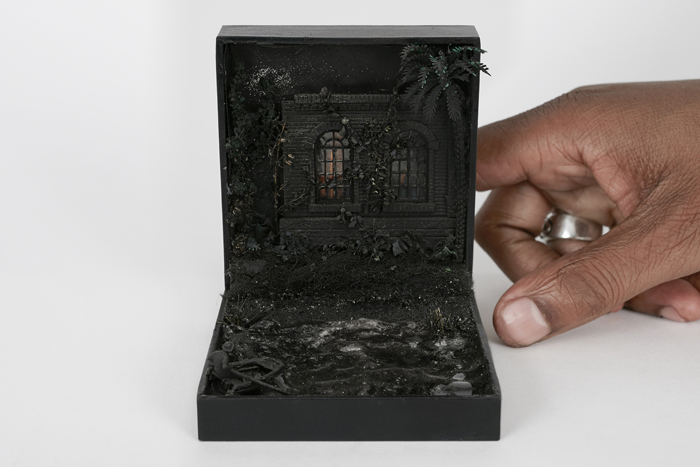 talwst ring box dioramas gaia iii