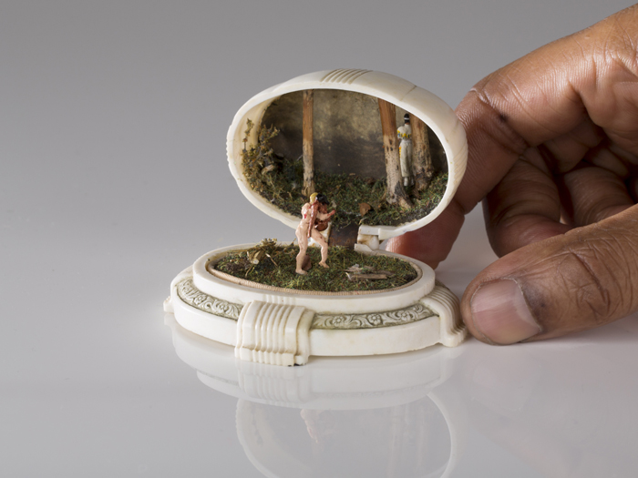 talwst ring box dioramas the rape