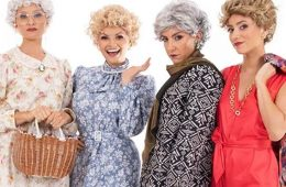 the golden girls costumes