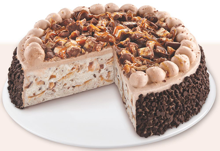 the snickers ice cream cake sold at walmart