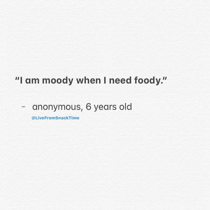 wacky children quotes moody foody