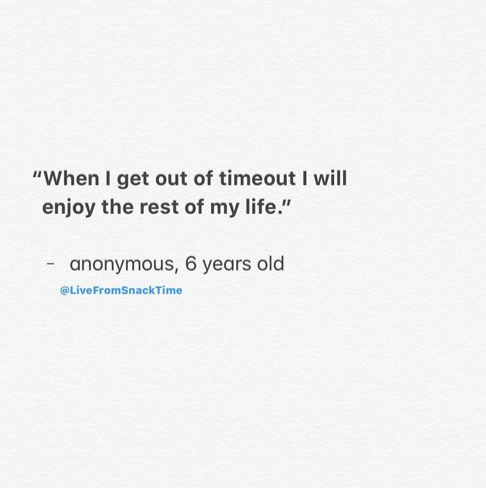 wacky children quotes out of timeout