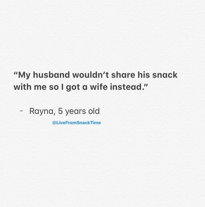wacky children quotes selfish husband