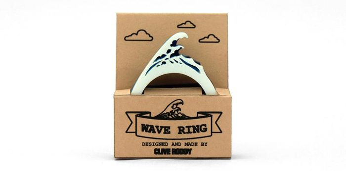 wave ring packaging
