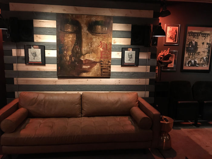 will breaux shipping container home interior furnishings