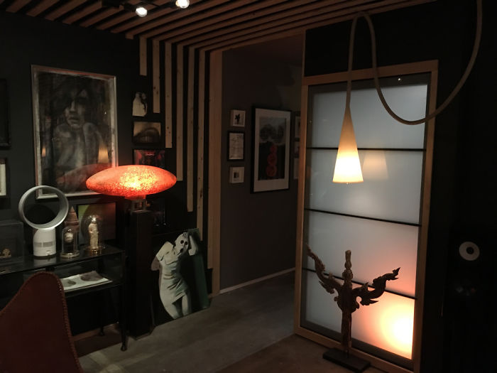 will breaux shipping container home luxurious interior