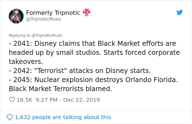 2041 to 2045 black market terrorists
