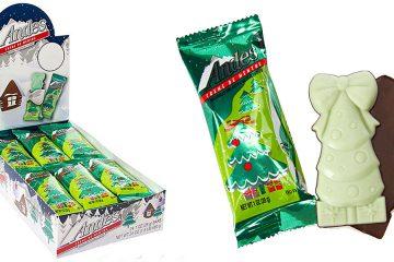 Andes Crème De Menthe Christmas trees