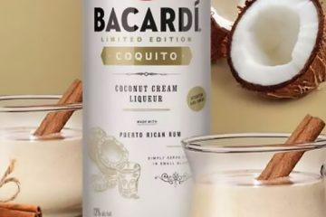 Bacardi Coquito Coconut Cream