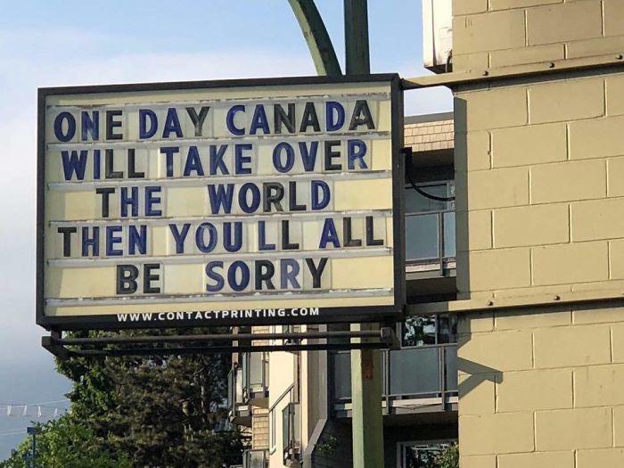 Canada Pun