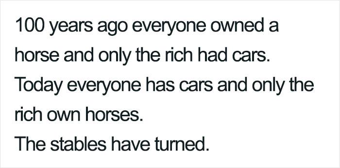 Car and Horse Pun
