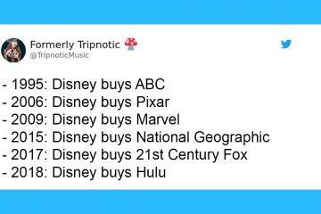 Disneys future timeline