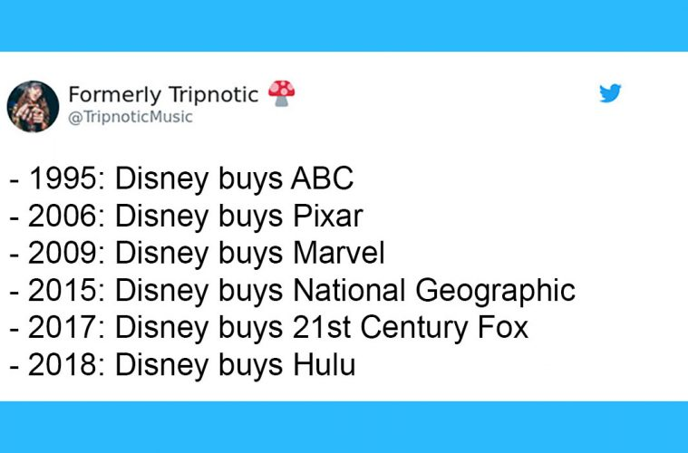 Disneys future timeline