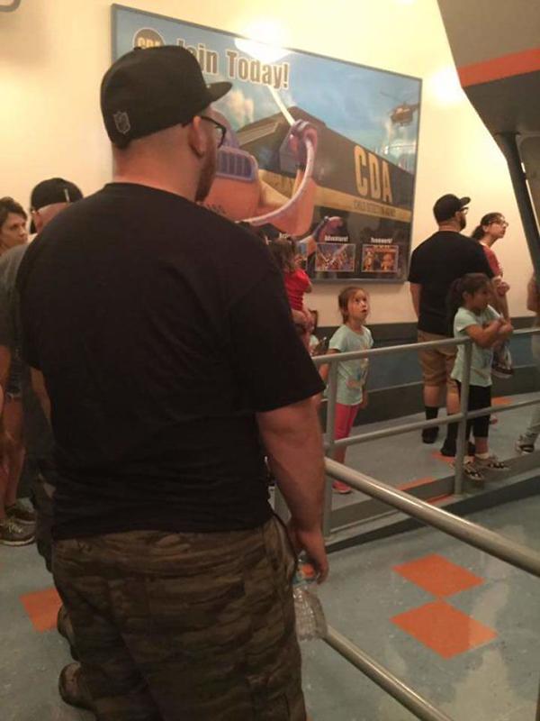 Doppelgänger At Disney's California Adventure