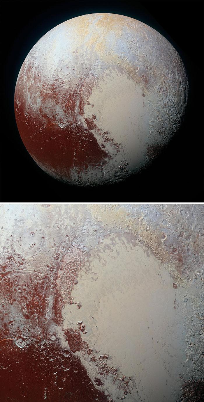 Fascinating Things NASA's Photo of Pluto