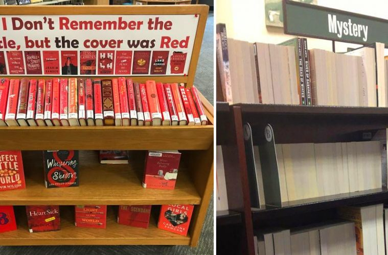 Funny librarians