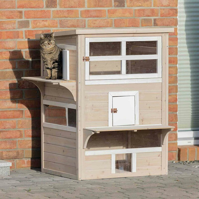 Gatsby Outdoor Cat House