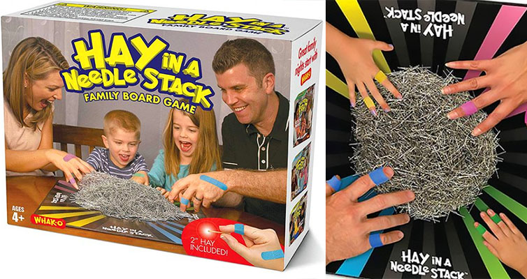 Hay In A Needle Stack Board game