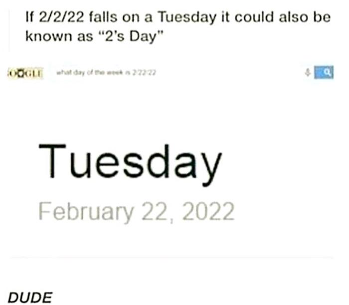 Hilarious Puns February 22 2022 Tuesday