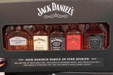 Jack Daniel's Whiskey Variety Pack