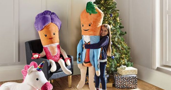 Kevin The Carrot Toys