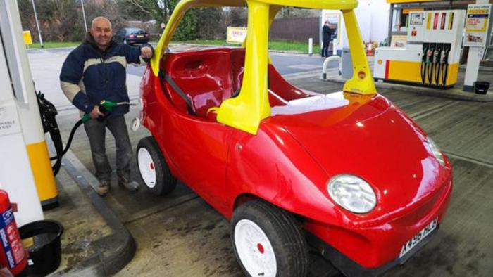 Little Tikes Car Gas Refill