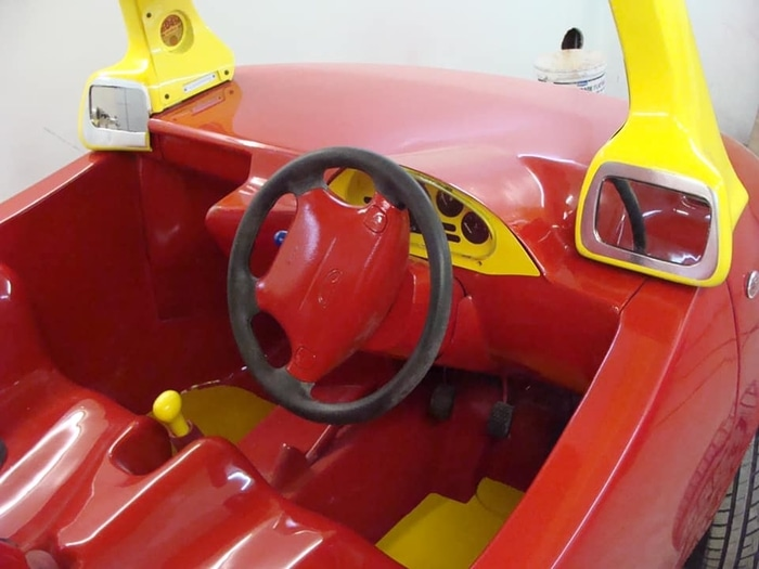 Little Tikes Car Interior