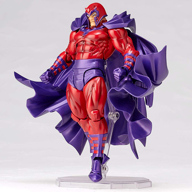 Magneto Paperclip Holder dynamic power pose