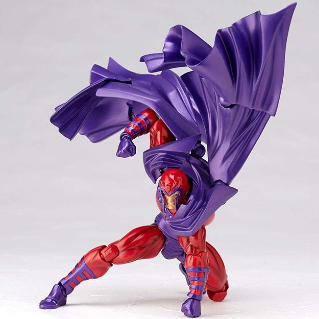 Magneto battle stance