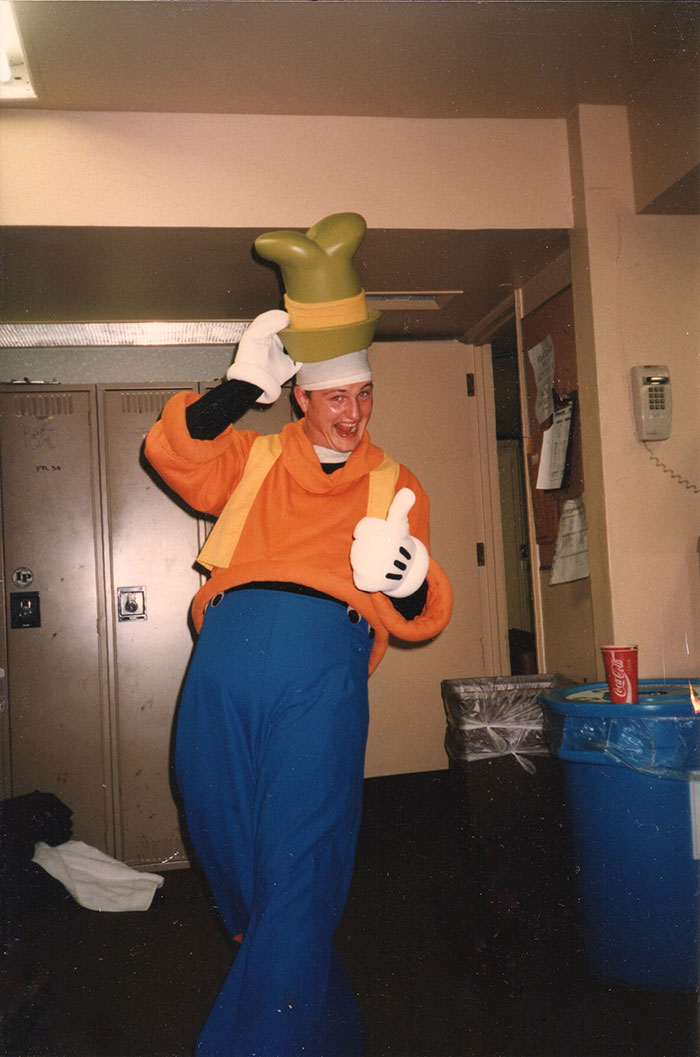 Mikey Jacobs as Goofy