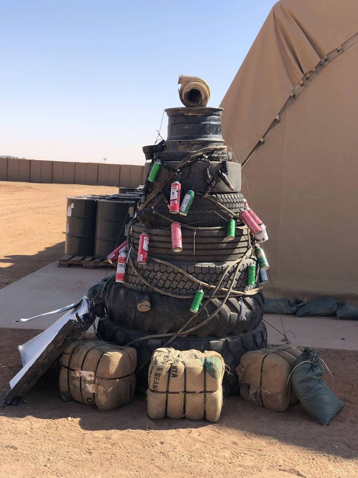 Military Tree