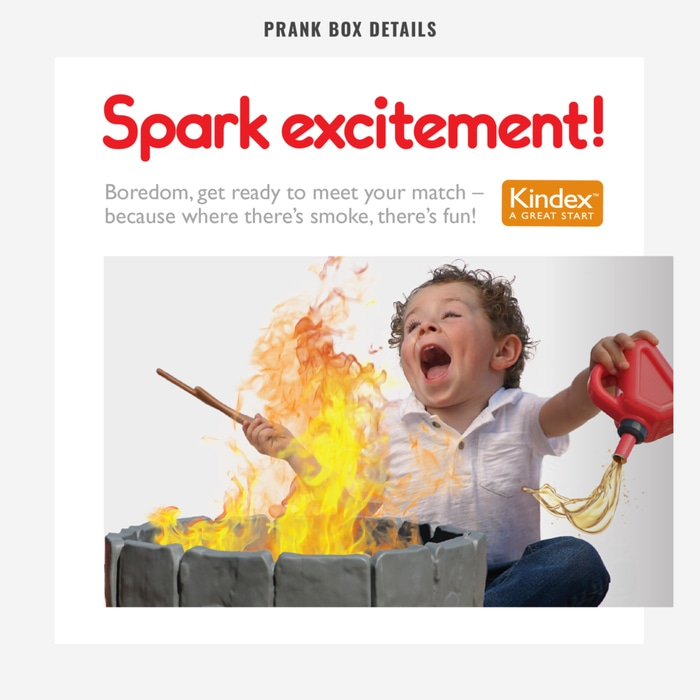 My First Fire Prank Gift Box Product Details