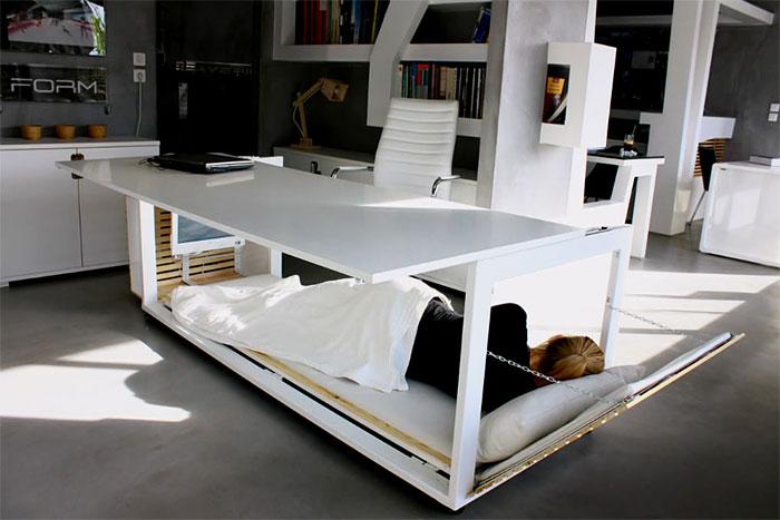 Nap Desk by Studio NL