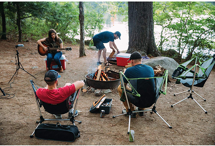 Nemo Reclining Camping Chair for Camping