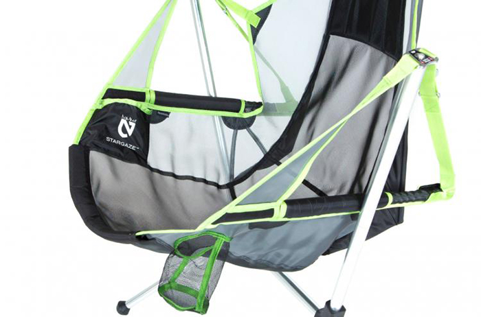 The Stargaze Recliner Is A Camping Chair That Swings And