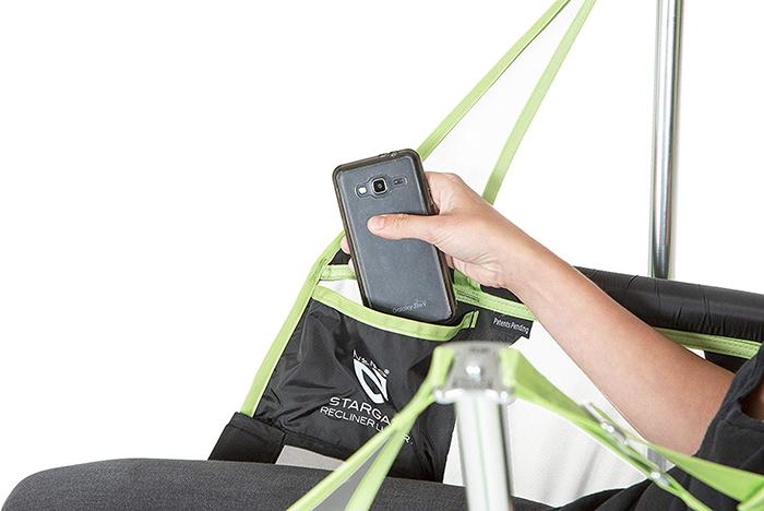 Nemo Stargaze Recliner Side Pocket for Phone