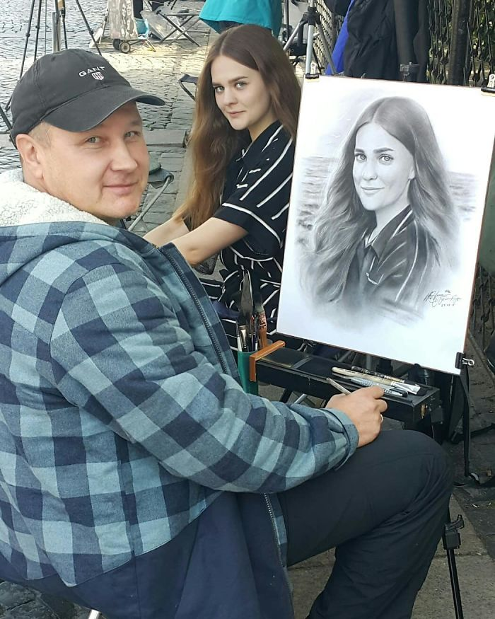 Nikolay Yarakhtin and a Female Client 2