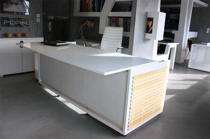 Office Desk That Converts Into a Bed