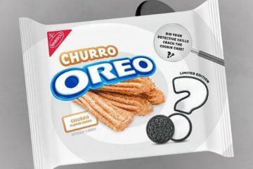 Oreo Churro Flavor