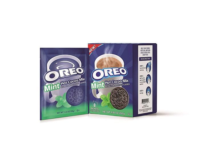 Oreo Mint Hot Cocoa Mix