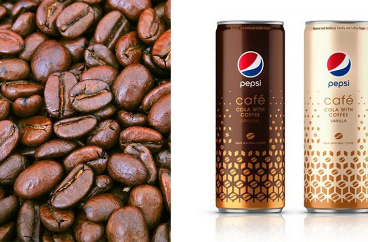 Pepsi Cafe drink