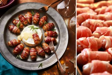 Pigs-In-Blankets fondue