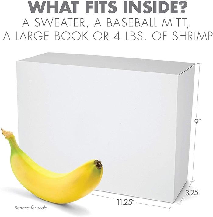 Prank-O Prank Gift Box Size Reference