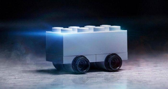 Shatterproof LEGO Truck