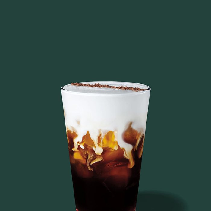 Starbucks' New Holiday Cold Brew