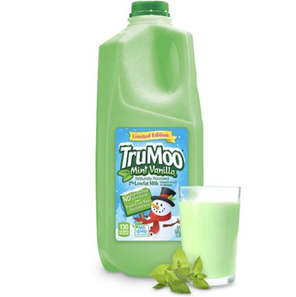 TruMoo Mint Vanilla Milk