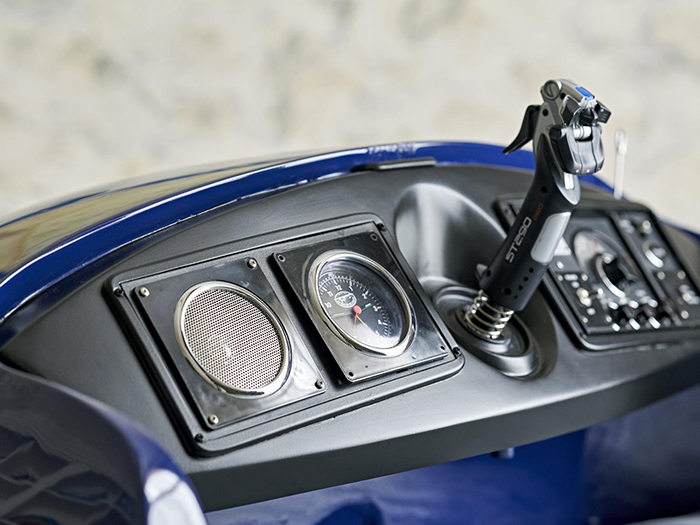 chopper design footboard dashboard