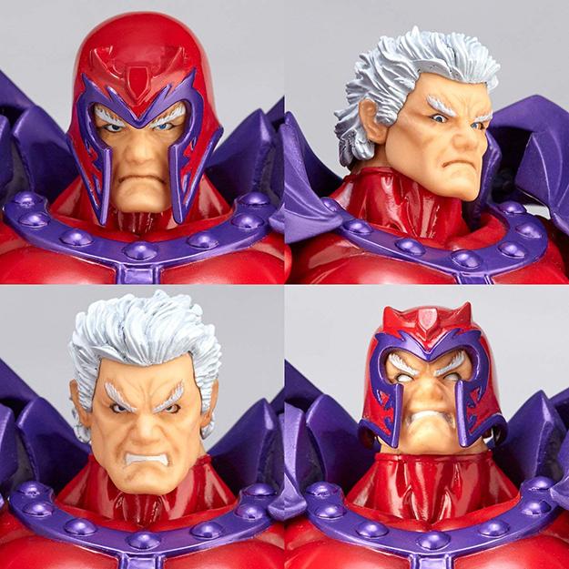 closeup of magneto's face