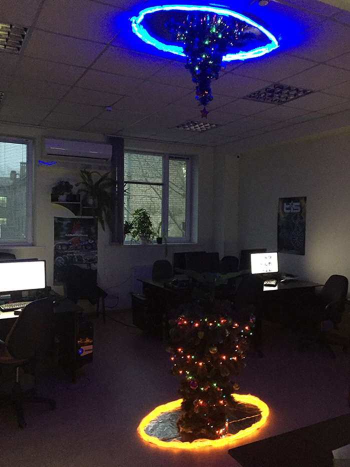 creative christmas tree ideas portal